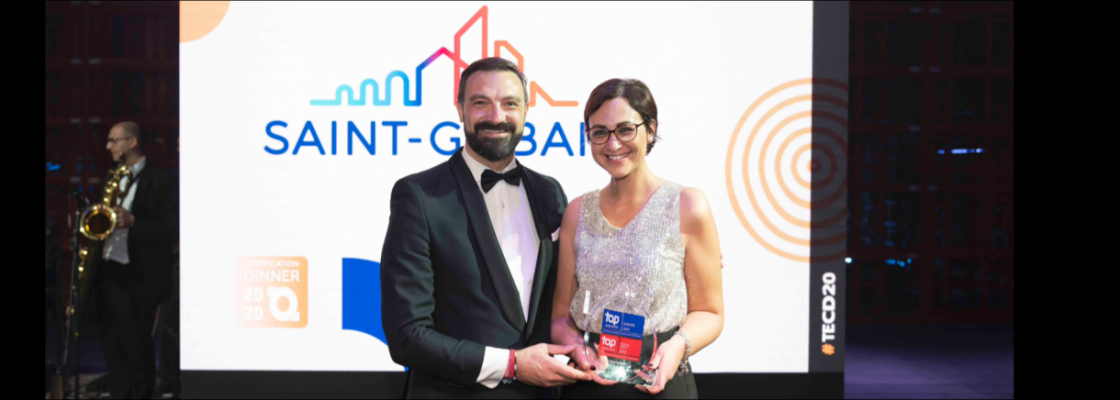 Saint-Gobain Top Employer-1